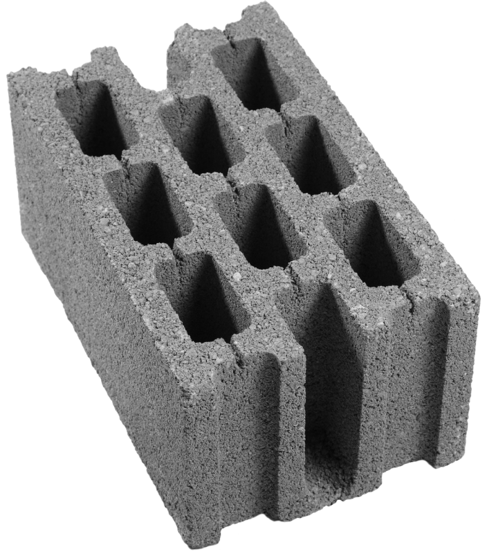 CONCRETE BLOCK – TCB 25