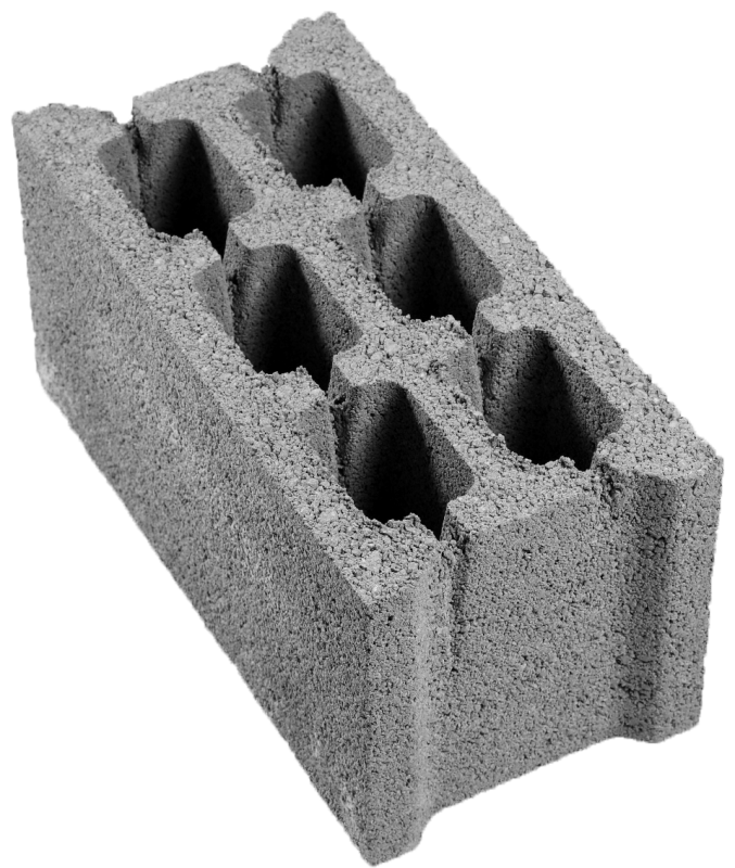 CONCRETE BLOCK – SCB 20