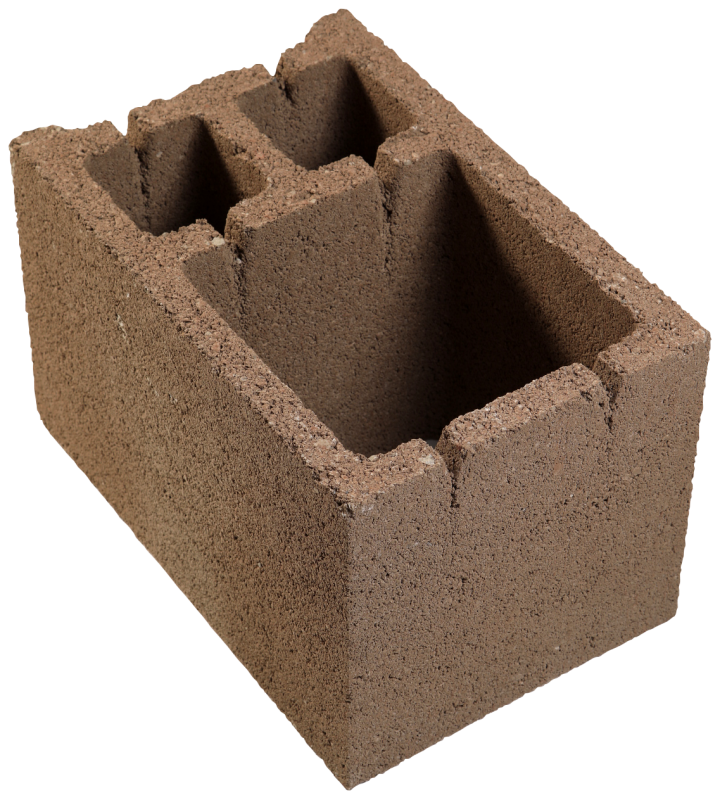 EARTHQUAKE-RESISTANT CONCRETE BLOCK – ERCB 25/23.8