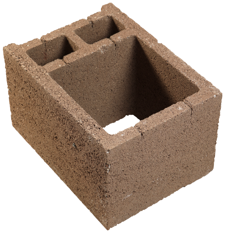 EARTHQUAKE-RESISTANT CONCRETE BLOCK – ERCB 30/23.8